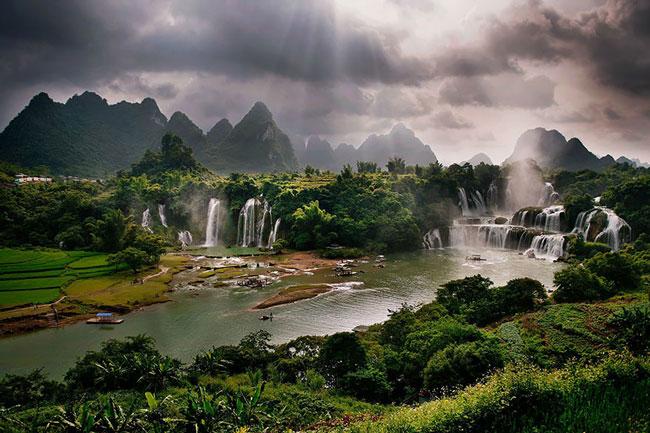 تصاویر دیدنی جاذبه های سایر کشورها عکس و کلیپ گردشگری  , مکانهای شگفت انگیز و دیدنی کشور چین