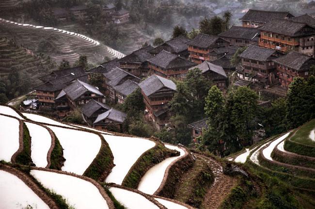 تصاویر دیدنی جاذبه های سایر کشورها کلیپ و عکس گردشگری  , مکانهای شگفت انگیز و دیدنی کشور چین