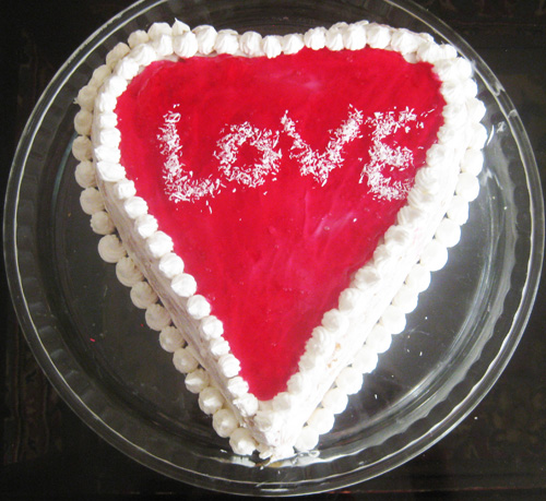 طرز تهیه ژله بریلو - ژله نرم - تزیین کیک