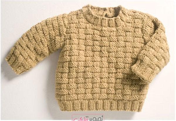 مدل لباس بافتنی بچه گانه , سیسمونی دستباف , بلوز دستباف بچگانه