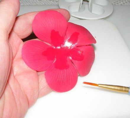 آموزش تصویری ساخت گل رز خمیری - آموزش گلسازی