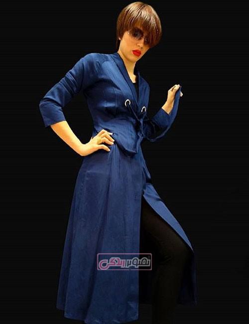 مدل مانتو مجلسی  , مدل مانتو مجلسی لالوند سال 94