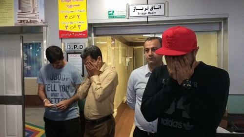 هادی نوروزی درگذشت + عکس