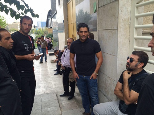 اخبار اخبار ورزشی  , هادی نوروزی درگذشت + تصاویر + فیلم