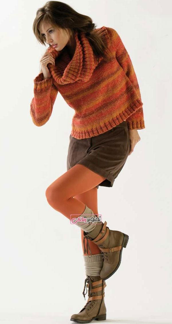 مدل لباس دستباف دخترانه