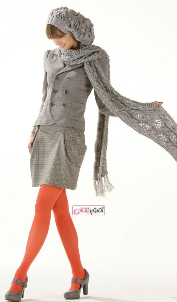 مدل لباس دستباف دخترانه - مدل لباس بافتنی