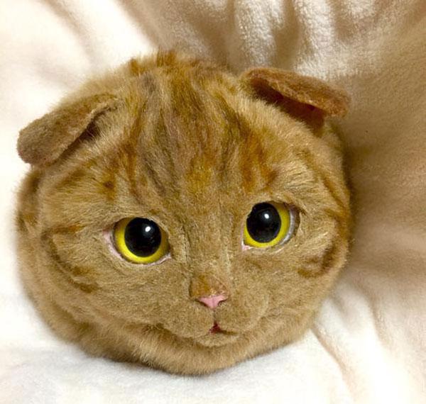 کیف هایی به شکل گربه برای دوست داران گربه ها