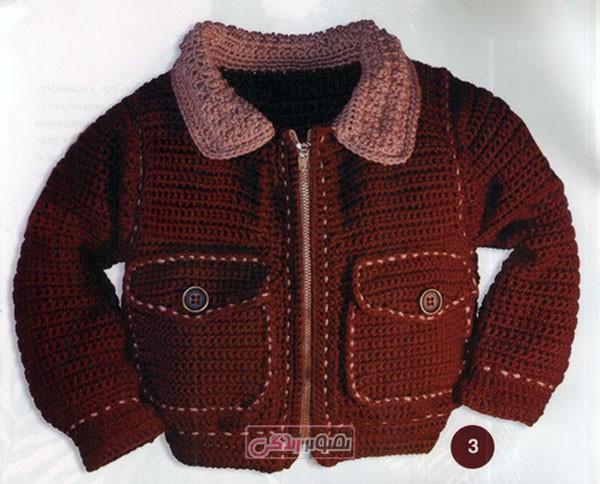لباس بچگانه مدل لباس,کیف,کفش,جواهرات  , مدل ژاکت بافتنی بچه گانه دستباف