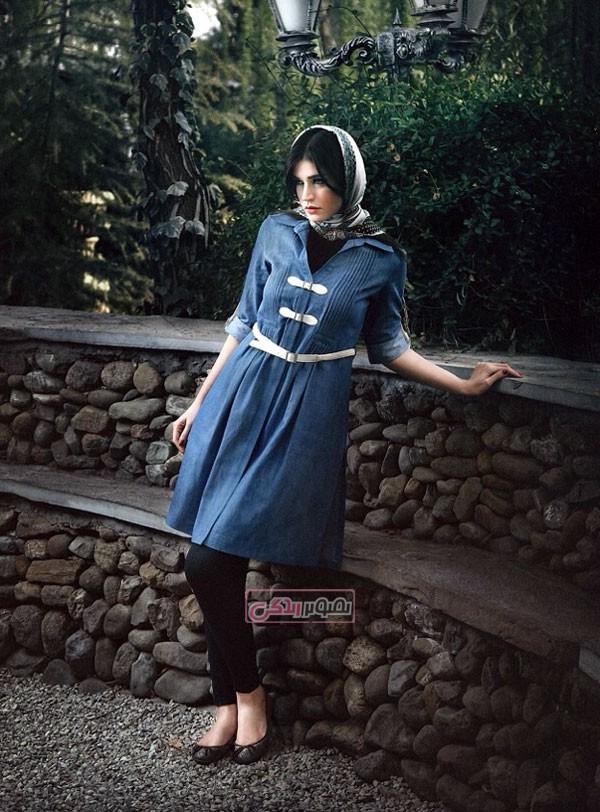 مدل مانتو دخترانه - مدل جدید مانتو