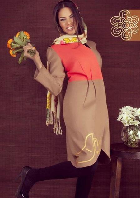 مدل مانتو پاییزی - مدل مانتو دخترانه - مدل مانتو جدید