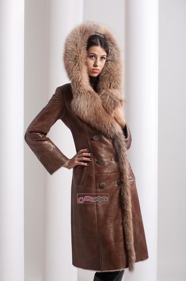 پالتو بلند زمستانی - پالتو زنانه - پالتو زمستانی - مدل پالتو جدید