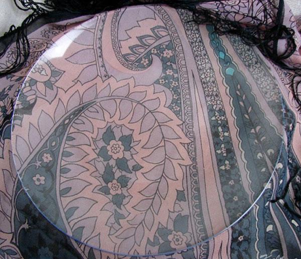 آموزش ویترای  , آموزش نقاشی نقطه ای روی ظروف شیشه ای