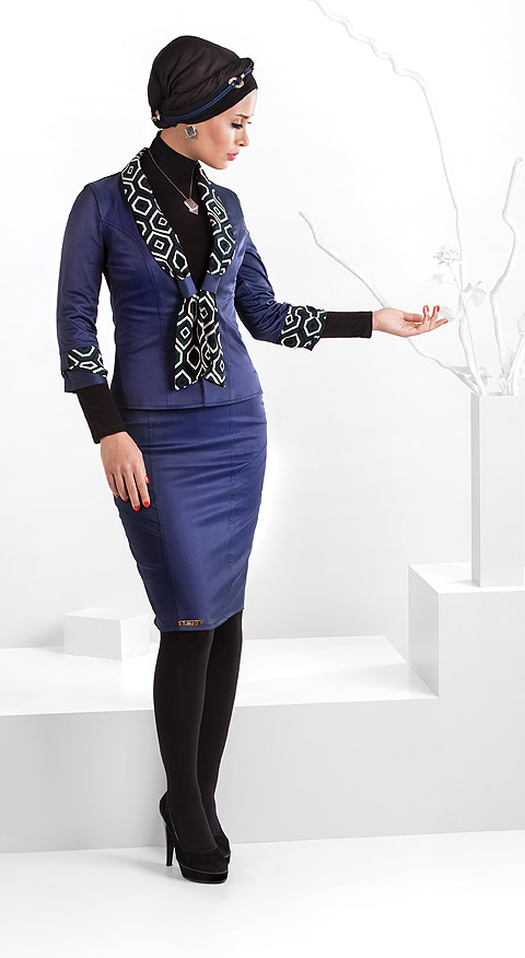 مدل کت و دامن مجلسی زنانه - لباس مجلسی