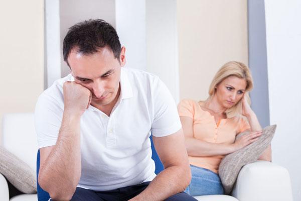اختلال نعوظ - اختلالات جنسی در مردان