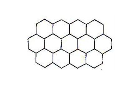 آموزش قلاب بافی - اتصال نقش های چند ضلعی