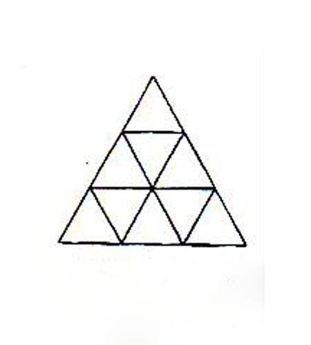 آموزش قلاب بافی - اتصال موتیف های مثلثی