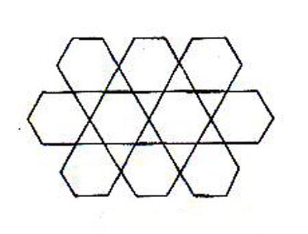 آموزش قلاب بافی - اتصال موتیف های چند ضلعی