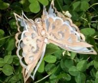 هویه کاری , ساخت پروانه تزیینی