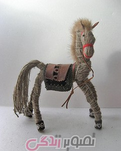 DIY-Horse-with-cotton-twine (19)