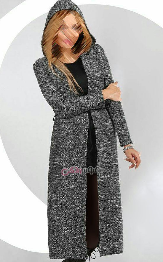 مدل مانتو بافت دخترانه - مدل مانتو پاییزی