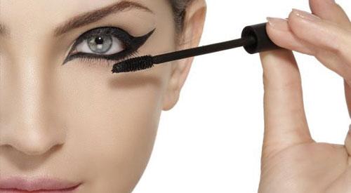 آرایش چشم ,ریمل ,ریمل زدن, شکل چشم ها