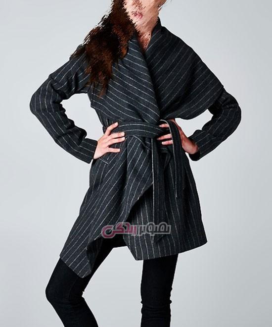 مدل پالتو زنانه و دخترانه - مدل لباس پاییزی زنانه