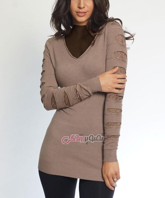 مدل لباس پاییزی زنانه, مدل بلوز پاییزی