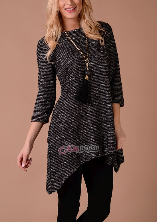 مدل لباس پائیزی زنانه, مدل تونیک بلند پاییزی
