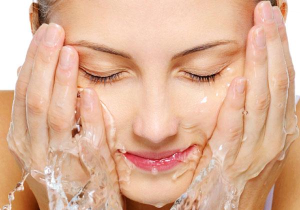 روش صحیح شستن صورت , خشک کردن صورت
