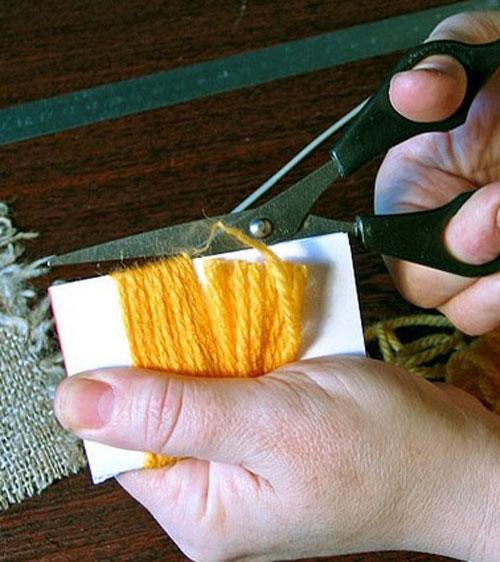 آموزش هنرهای دستی  , آموزش بافت پادری / بافت شبه قالی