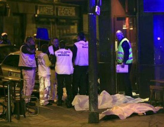 گروگانگیری در پاریس , انفجار و تیراندازی در قلب فرانسه