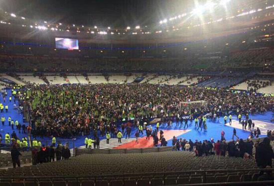 اخبار اخبار گوناگون  , گروگانگیری در پاریس / انفجار و تیراندازی در فرانسه