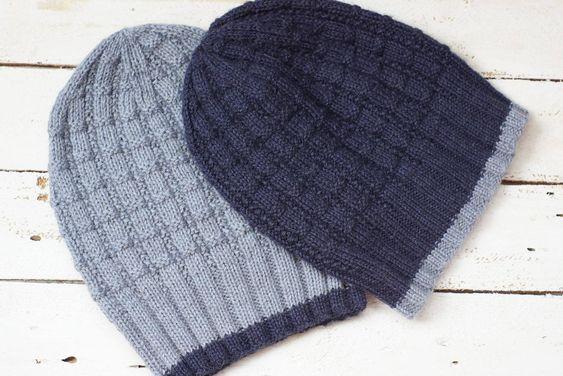 کلاه مردانه پسرانه بافت