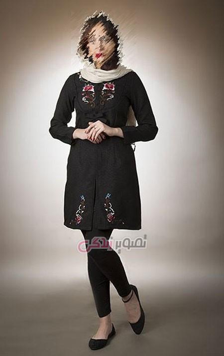 مدل مانتو دخترانه - مدل مانتو 94 - مدل مانتوهای زیبا