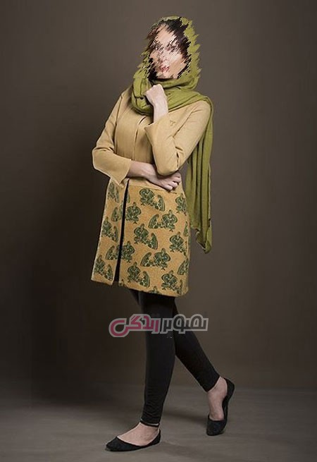مدل مانتو دخترانه - مدل مانتو 94