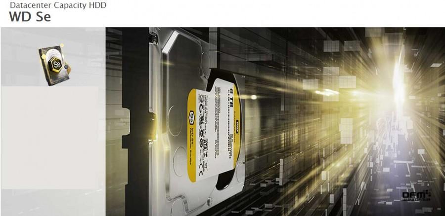 تفاوت رنگ هارد دیسک ، هارد دیسک سری زرد +se وسترن دیجیتال