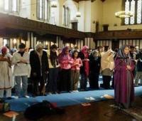 نماز ، نماز جماعت مختلط ، امام جماعت زن
