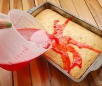 کیک ژله ، کیک ژله ای میوه
