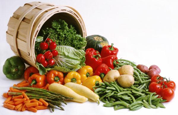 خرید سبزی , شستشوی سبزی ها , نگهداری سبزیجات