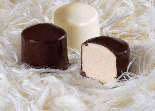 طرز تهیه شکلات پشمکی , پشمک حاج عبدالله