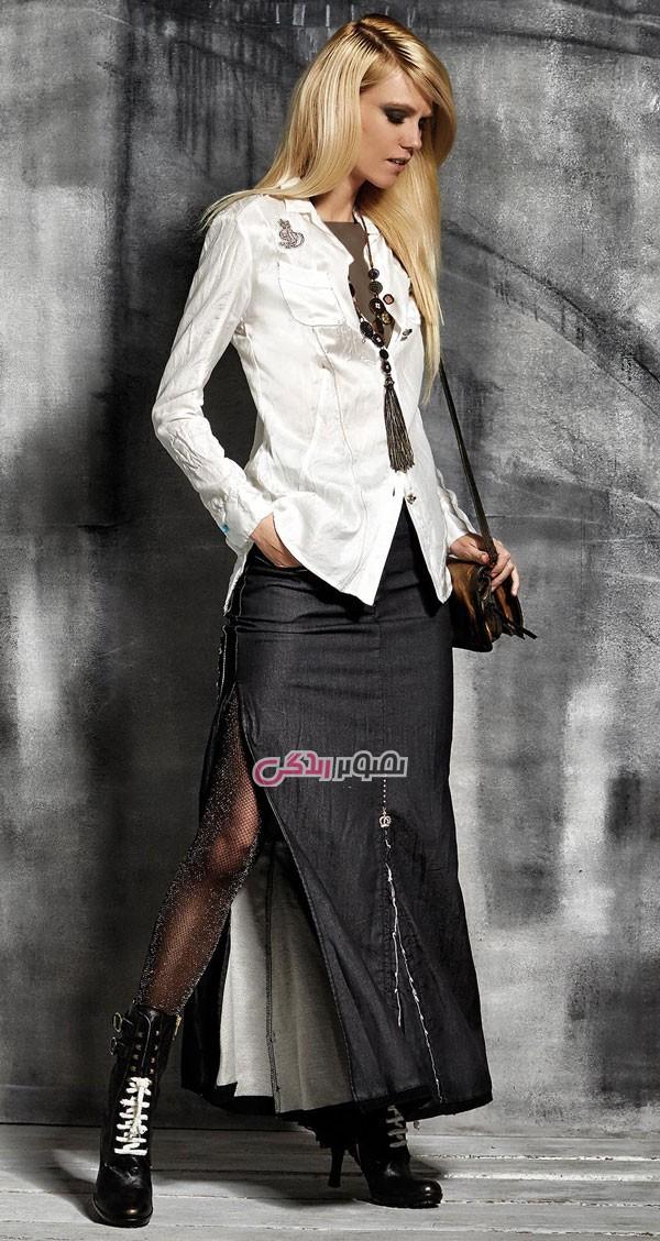 مدل بلوز زنانه , مدل دامن