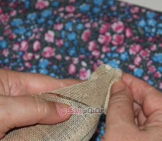 آموزش ساخت گل رز کنفی - آموزش تصویری گلسازی