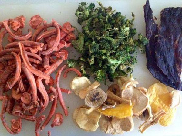 نکات آشپزی  , روش نگهداری سبزیجات / خشک کردن سبزی ها