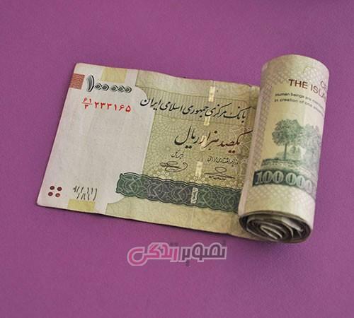 آموزش هنرهای دستی  , تزئین پول عیدی / شاباش عروس