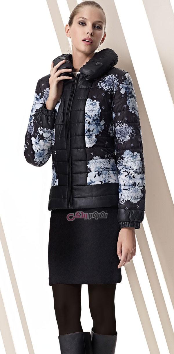 مدل کاپشن و پالتو زنانه - لباس زمستانی 2016