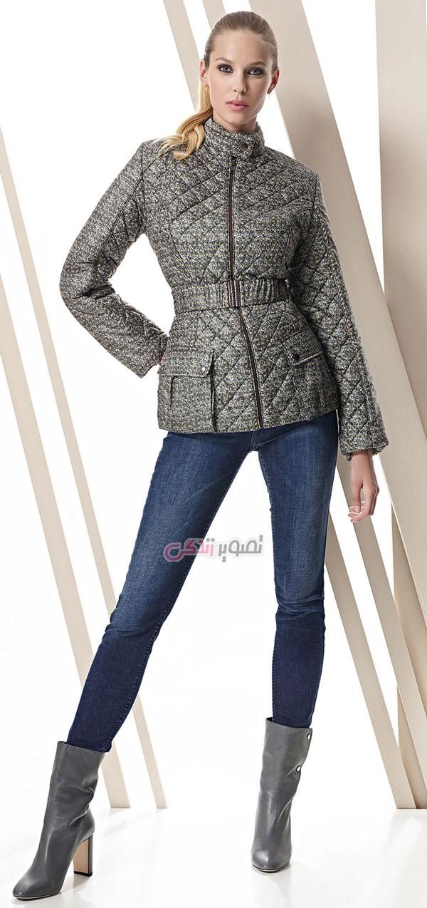 مدل لباس زمستانی زنانه - کاپشن زنانه - پالتو زنانه