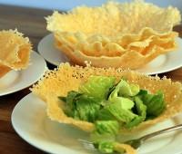 ظرف پارمزانی , طرز تهیه ظرف با پنیر پارمزان , ظرف پارمسانی