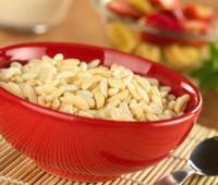 طرز تهیه برنجک شب یلدا / برنج پفی / سریل