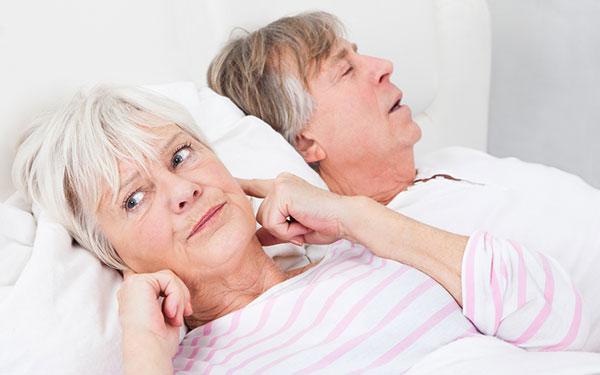 تاثیر خروپف بر کاهش شنوایی
