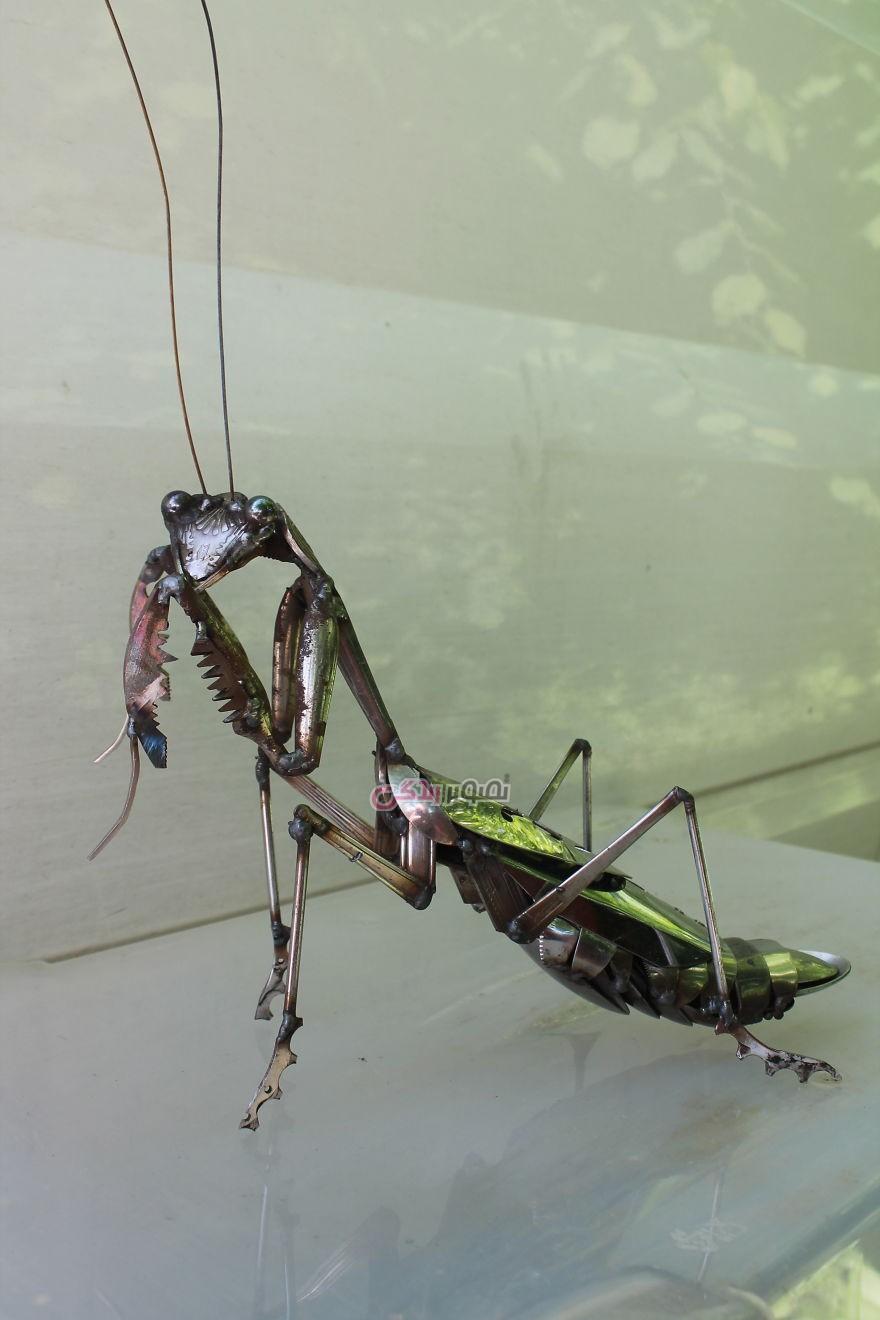 Turning-scrap-metal-sculptures-animals (5)